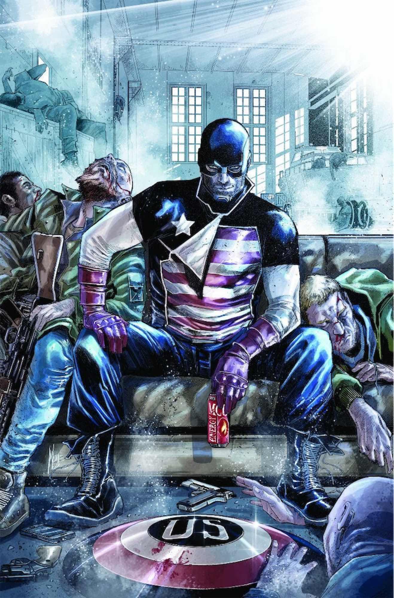 U.S.AGENTE: FANATICO AMERICANO